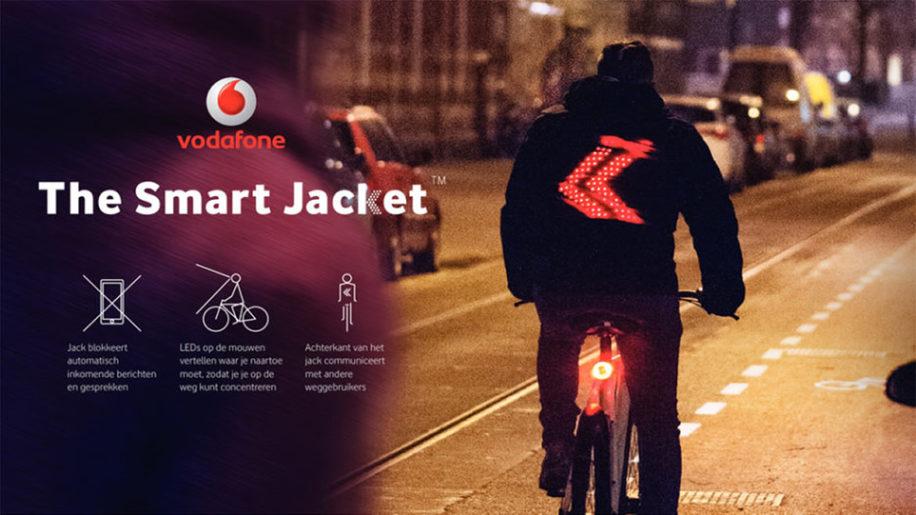 smart jacket promo