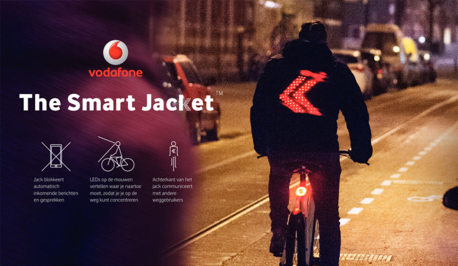vodafone smart jacket explainer